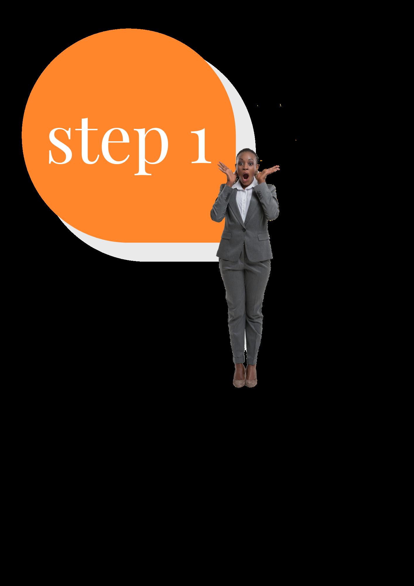 step 1 (3)-1